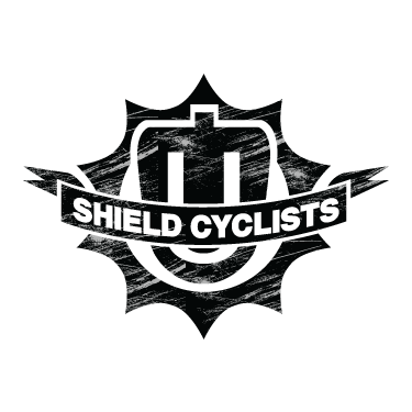 Shield Cyclists Logo Design by Octane Studios in Amarillo, Texas